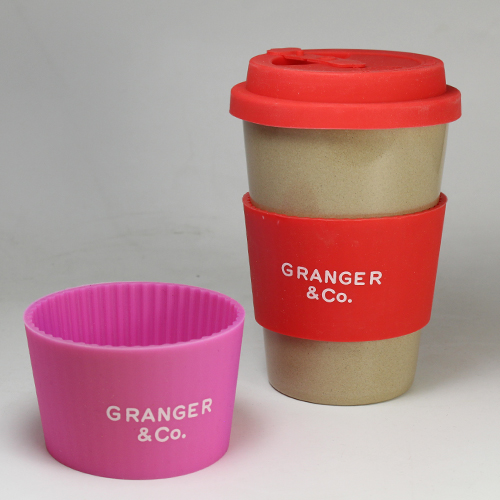 Silkscreen Printed Cup Sleeve