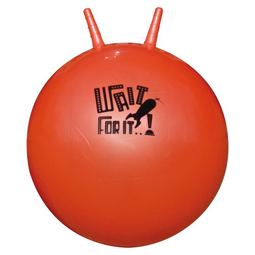 Tampo Printed Space Hopper